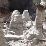 small family of hoodoos