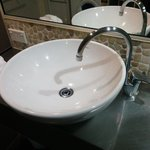 Clean & new bathroom facility
