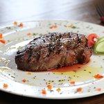 alternative a la carte ein Steak