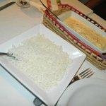 Frango a moda da casa com arroz