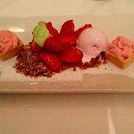 Dessert - delicious!