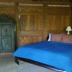 camera da letto piano superiore