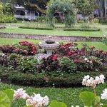 Jardines agradables
