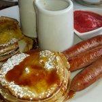 Desayuno completo y rrrrico