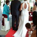 una gran boda!