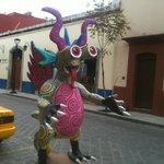 Alebrije gigante Oaxaca