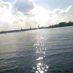 Le Lac en centre ville