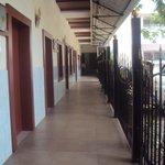 Hotel Room and Lobby