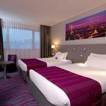 chambre 2 grands lits