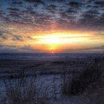 Rehoboth Beach dawn