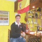 El lugar de encuentro de españoles que visita Baños