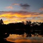 Atardecer Lago Sabana 1