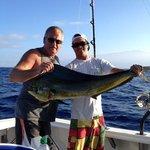 High Noon fishing