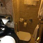 Incredibly small bathroom