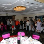 This is the main function room where I hosted my Fashion Show