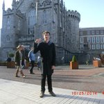 Oisin Woods' Dublin Historical Walking Tour