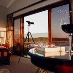 Foto de Schulphoek Seafront Guesthouse & Restaurant