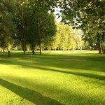 Golf £4.00 per round