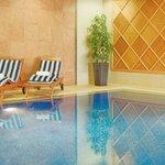 Swimming Pool at The Killarney Park Hotel