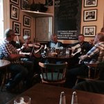 Live music at the Dufferin Arms