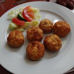 Chef's Specialty - Crispy Cheese Balls