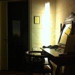 Un angolo della stanza Aldo il Campanaro