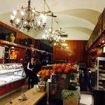 Gran caffe giuliani roma