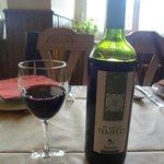 Riquísimo vino navarro