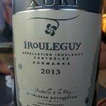 IROULEGUY vin blanc basque