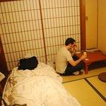 quarto privado tradicional