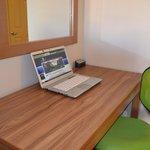 Guestroom Desk Area