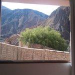 vista desde la ventana de la habitacion