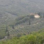 View of Relais