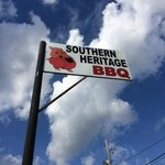 Southern Heritage Sign