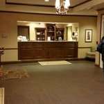 Country Inn & Suites Asheville West: The reception