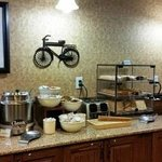 Country Inn & Suites Asheville West: Breakfast Buffet