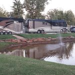 Foto de Twin Fountains RV Park