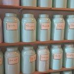 Large choix de thés