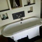 the bath!!