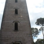 The tower is so very tall - would have been a perfect place for spotting whales