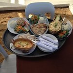 Foto de Nivel Mar Beach Club & Restaurant