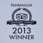 Travellers' Choice 2012 - 13