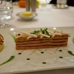Foie gras à la fera