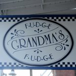 Grandma's Fudge Factory