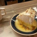 Lemon Marange pie