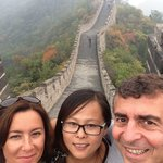 amazing private tour guide in Beijing