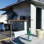 Barbecue su terrazza venice breeze