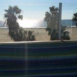 Veduta dalla terrazza venice breeze