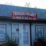 Firehouse Creamery and BBQ, Virginia City, NV