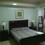 deluxe room 201
